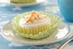Coconut Cream Mini Cheesecakes Recipe - Kraft Recipes
