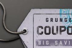 Our ticket and coupon sale tag psd are based on our dribbble invite ticket and our coupon tag from our great...