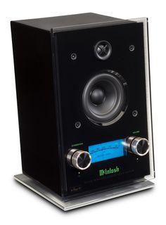McIntosh RS100 available at Audio Visual Solutions Group 9340 W. Sahara Avenue, Suite 100, Las Vegas, NV 89117. The only McIntosh/Sonus Faber Platinum Dealer in Las Vegas, Nevada.