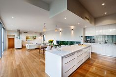 Brandon - modern - kitchen - perth - Cambuild