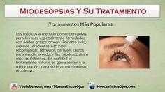 Miodesopsias Tratamiento, como corregir las molestias de las miodesopsias o moscas volantes.