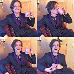 On a Date With Criminal Minds' Matthew Gray Gubler: We Talk Love, Magic, and the Secret to His Optimism