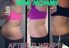 It works wraps! New mommy! Great results after 9 after 9 wraps get wholesale! Questions call/text 520-840-8770 http://bodycontouringwrapsonline.com/wholesale