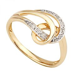 gold diamond swirl ring was now Engagement Rings On Finger, Diamond Engagement Rings, Gold Diamond Earrings, Diamond Jewelry, Beautiful Gold Rings, Gold Ring Designs, Bridesmaid Bracelet, Geometric Jewelry, Womens Jewelry Rings