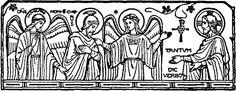 Domine non sum dignus ut intres sub tectum meum, sed tantum dic verbo et sanabitur anima mea.