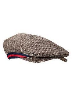 Herringbone driver hat
