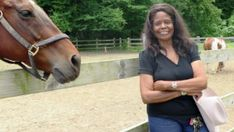 Horses and at-risk youth {CNN Hero: Patricia Kelly is an equestrian and former Marine.}