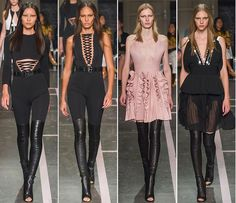 Givenchy Spring/Summer 2015 Collection - Paris Fashion Week