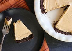 No-Bake Pumpkin Cheesecake | Recipe