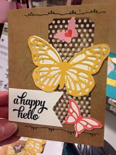 Janine Rawlins Stampin'Up! Tin of Cards