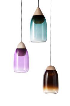 Liuku is a simple pendant lamp by  Maija Puoskari