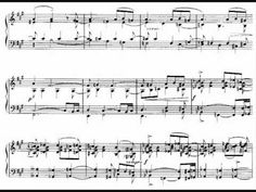 ▶ Fauré, Nocturne n. 11 in F sharp minor, op. 104 - YouTube