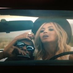Where Reality And Fantasy Get Confused : #RUN! Beyonce & Jay-Z Have Movie Trailer Fun #OnTheRun