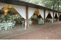 This is the reception site Rutgers Garden Log Cabin & Alumni Pavilion. We will have to do some major dressing up to make it look regal. Outdoor Pavillion, Garden Pavillion, Rustic Wedding Venues, Wedding Reception, Wedding Ideas, Decoration Buffet, Garden Log Cabins, Deco Restaurant, Pavilion Wedding
