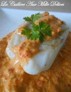 """750g vous propose la recette """"Poisson sauce chorizo & poivron rouge"""" notée 5/5 par 1 votants."""