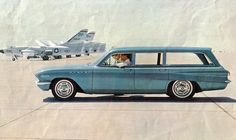 1961 Buick Special Deluxe Station Wagon