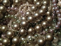 new arrivals of glass pearl beads