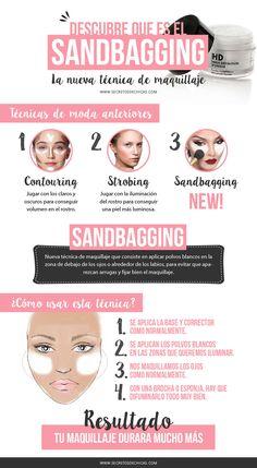 ¿Sabéis que es el sandbagging? Ahora se ha puesto muy de moda otra técnica de maquillaje. Primero fue el contouring (jugar con los claros y oscuros para conseguir volumen en el rostro), y después el strobing (jugar con la iluminación del rostro para conseguir una piel más luminosa y radiante). Ahora llega el sandbagging. Es una técnica de maquillaje que utiliza …