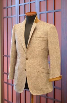 Safari bespoke jacket