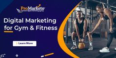 Digital Marketing for Gym and Fitness Brands With an increase in people who are slowly leaning towards fitness, it is very inevitable for gyms and fitness centers to promote their brands. Talking about fitness, you must also be aware of the fact that people these days don't take health seriously and end up in the [...] Social Media Marketing Agency, Digital Marketing Strategy, Digital Marketing Services, Content Marketing, Online Marketing, Reputation Management, Brand Promotion, Fitness Brand, Inevitable