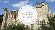 Südfrankreich ist zu jeder Jahreszeit eine Reise wert. Kommt mit auf eine Reise in Roussillon und entdeckt unsere Ausflugstipps und Highlights der Region.