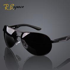 Горячая новинка 2015 модные мужские поляризационные солнечные очки UV400, водительские мужские очки авиаторы с зеркальными линзами, чехол в комплекте купить на AliExpress