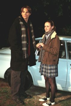 Dean and Rory are so cute together...