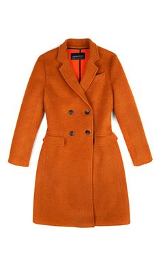 Inez Doubleface Wool Coat