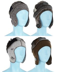 Tracy Gifts got Ashbey? Beanie Skull Cap with Fleece Liner