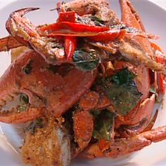 Try this Pan-Fried Whole Mud Crab With Chilli Paste recipe by Chef Neil Perry. This recipe is from the show Food Source - Neil Perry.
