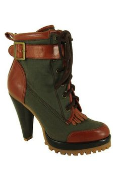 Heart Soul Kane Bootie by Boot Bazaar on @HauteLook