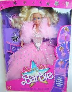 ma première Barbie 80's barbies superstar