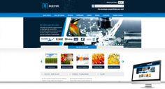 RUDNIK - Conceituação, projeto gráfico e programação para website institucional. Tecnologia: PHP / HTML / CSS / Mysql Endereço eletrônico: http://rudnik.com.br/