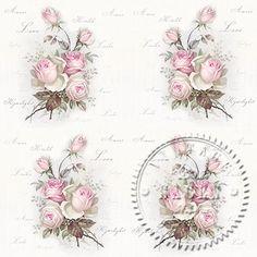 Love small roses V24