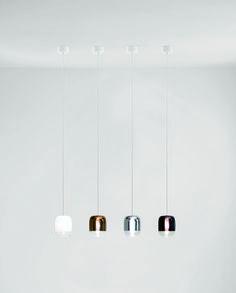 GONG MINI lampade sospensione catalogo on line Prandina illuminazione design lampade moderne,lampade da terra, lampade tavolo,lampadario sospensione,lampade da parete,lampade da interno