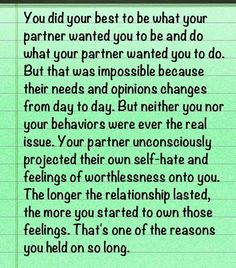 Narcissistic sociopath relationship abuse and self hate. no consistency, leaving their options open .for what they want for themselves at any given time and no matter the who they have to step on to have it. Narcissistic Behavior, Narcissistic Sociopath, Narcissistic People, Narcissistic Mother, Verbal Abuse, Emotional Abuse, Emotional Vampire, Just In Case, Just For You