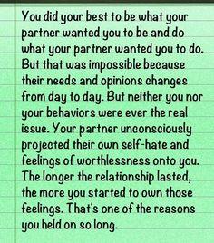 Re: Domestic Violence, Anti-Social Personality Disorder, Narcissists, Sociopaths |||