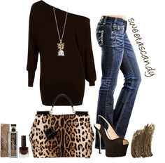 """Dark Chocolate..."" by sweetlikecandycane on Polyvore"