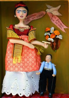 Frida Shrine   Flickr - Photo Sharing!
