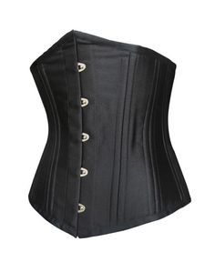 26 Double Steel Boned Waist Training Corset Body Shaper from waistrainer