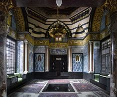The Arab Hall, Leighton House, London