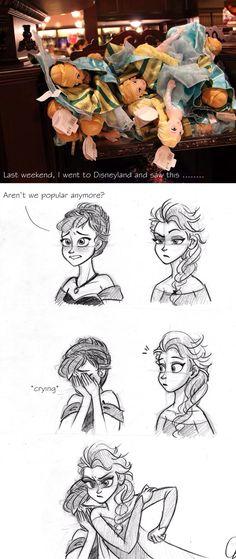 Yeah Elsa go get them