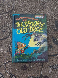 The Berenstain Bears and The Spooky Old by DaisVintageTreasures, $8.50