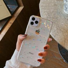 Diy phone cases 845480530031908511 - GIMFUN Star Bling Glitter Phone Case for Iphone 11 Pro Max Clear Back Love Heart tpu Case Cover for Iphone Xr X 7 6 8 Plus SE Source by majafotoraum Iphone 5s, Coque Iphone, Iphone Phone Cases, Iphone Case Covers, Apple Iphone, Iphone Headset, Iphone Bluetooth, Iphone 11 Pro Case, Iphone Watch