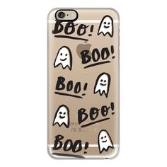 iPhone 6 Plus/6/5/5s/5c Case - Halloween Ghosts (€36) ❤ liked on Polyvore featuring accessories, tech accessories, phone cases, phones, iphone case, iphone cover case and apple iphone cases