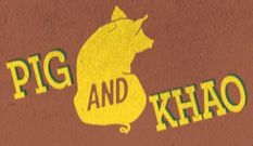 "Pig and Khao: Leah Cohen, a former ""Top Chef"" contestant, created the menu based on street food from Thailand and the Philippines. And while the concept harks back to David Chang's Momofuku empire—the Asian fusion cuisine, the hip setting, the focus on animal fat—""the formula doesn't work as smoothly."""