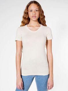 【シアージャージーショートスリーブウィメンズサマーTシャツ】柔らかい着心地でスタイリッシュ。人気のある定番ファンジャージー…