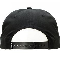 7a43d3fbb42 Undefeated Undftd 5 Strike Snapback Hat (Black)