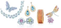 Tiffany & Co. Fetes the 2014 Blue Book Collection