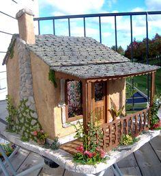 The Adams Dollhouse Dollhouse Kits, Victorian Dollhouse, Modern Dollhouse, Dollhouse Miniatures, Cabin Dollhouse, Miniature Fairy Gardens, Miniature Houses, Miniature Dolls, Dollhouse Furniture